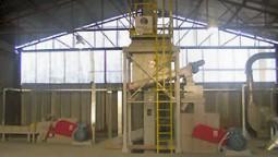 Impianti e macchine per produzione pellets e bricchetti for Impianto produzione pellet usato